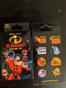 Incredibles Mystery Box
