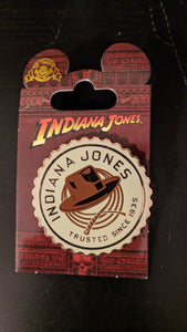 Indiana Jones Trusted Since 1935
