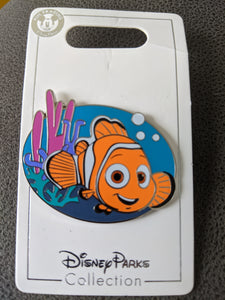 Nemo Pin New on Card