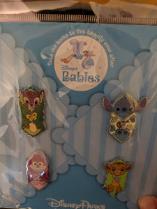 Babies 4 Pin Booster