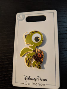 Squirt From Finding Nemo Pin New on Card