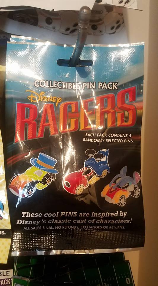 Racers mystery bag