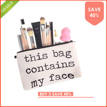 Load image into Gallery viewer, Priority Make Up Case Save 40%  BUY 3 PROMO