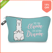 Load image into Gallery viewer, Yoga Llama Pouch 15% OFF