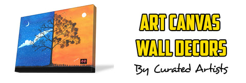 Art Canvas Wall Decor