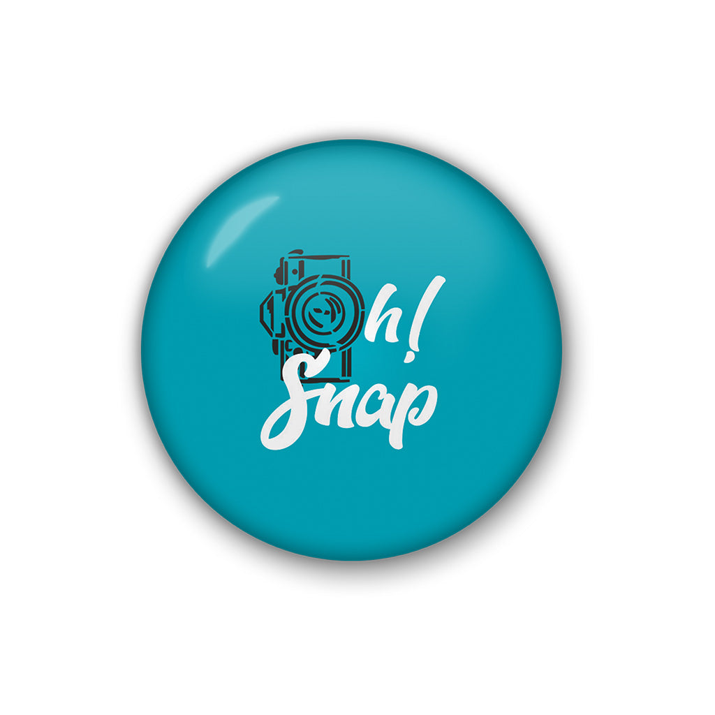 Oh! Snap  | Badge