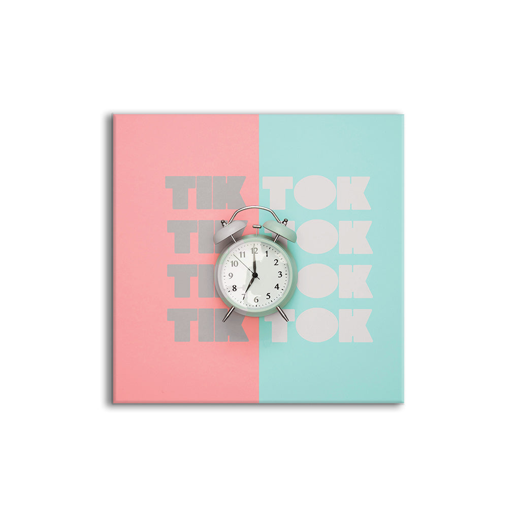 Tik Tok | Wall Tile