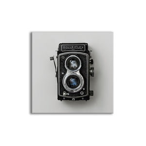 Vintage Camera | Seamless wall mount