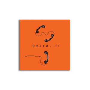 Hello..!! | Seamless wall mount