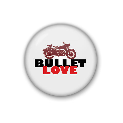Bullet Love | Badge