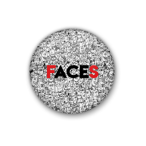 Faces | Badge
