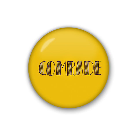 Comrade | Badge