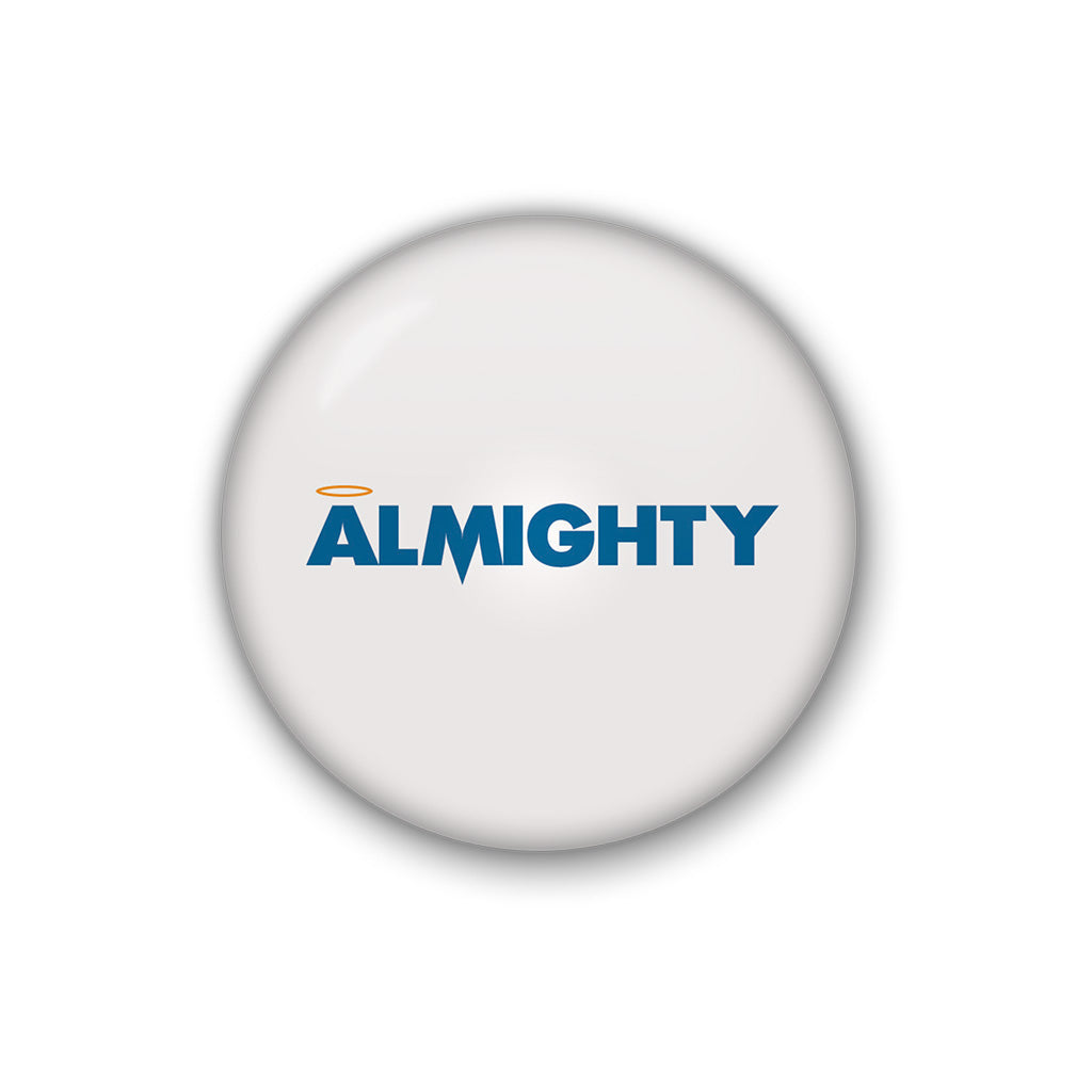 almighty | Badge