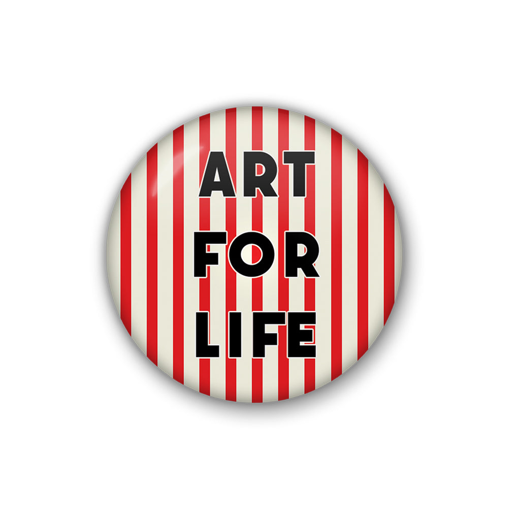 Art For Life | Badge