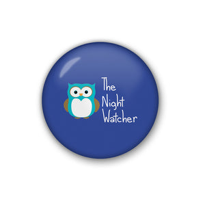 the night watcher | Badge