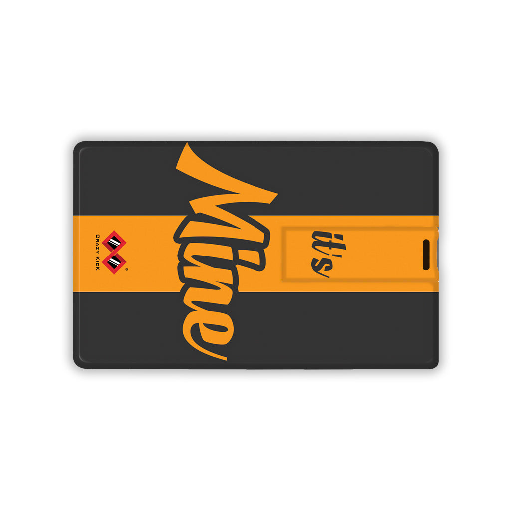 Its mine | Card Pendrive