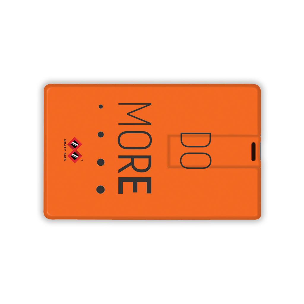 Do More .. | Card Pendrive