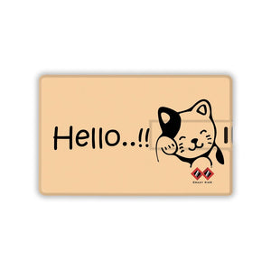 Hello | Card Pendrive