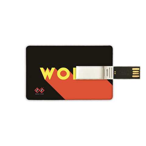 Work | Card Pendrive