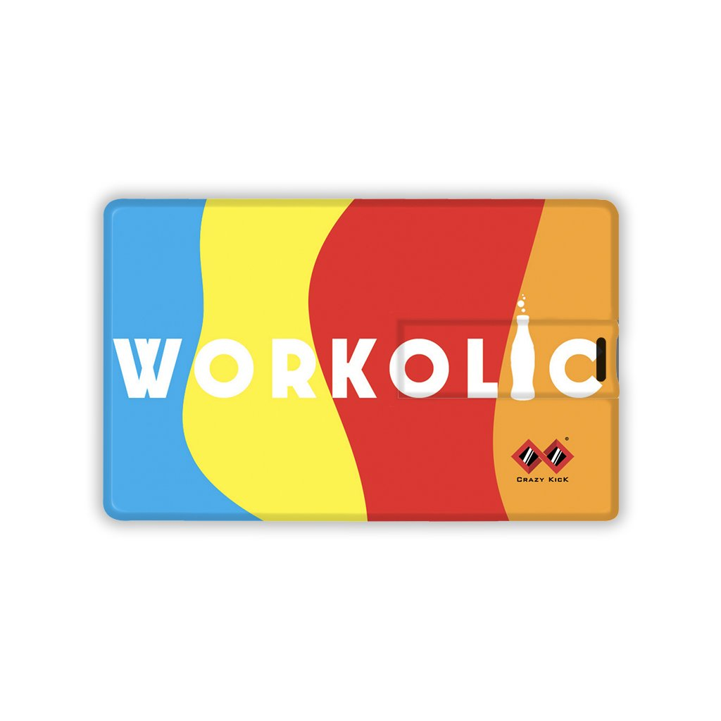 Workolic | Card Pendrive