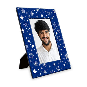 Stars in the Blue | Designer Photoframe