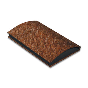 Tawny Tan Texture | Business Card Holder