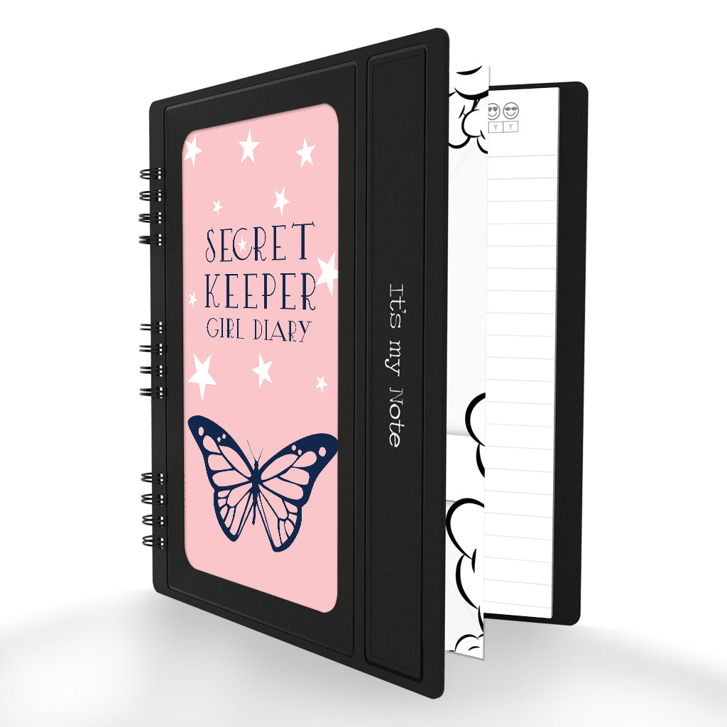Secret Keeper Girl Diary | Premium Note