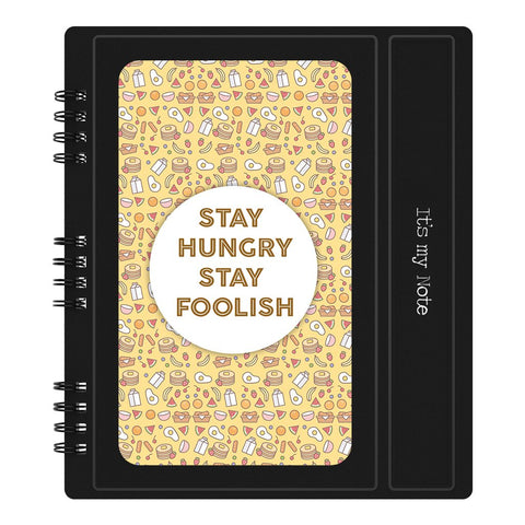 Stay Hungry Stay Foolish | Premium Note