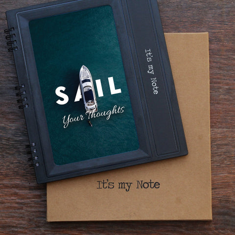 Sail your Thoughts | Premium Note