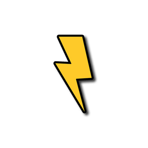 High Voltage | Trendy Fridge Magnet