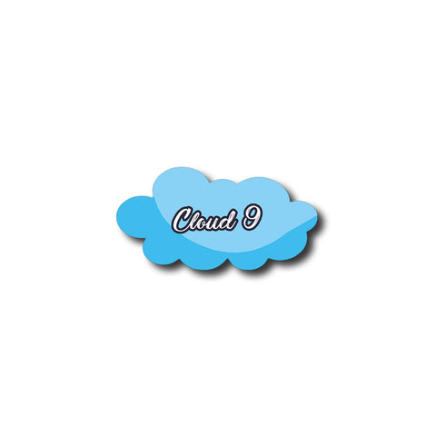 Cloud 9 | Trendy Fridge Magnet