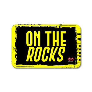 On The Rocks | Trendy Quad Magnet