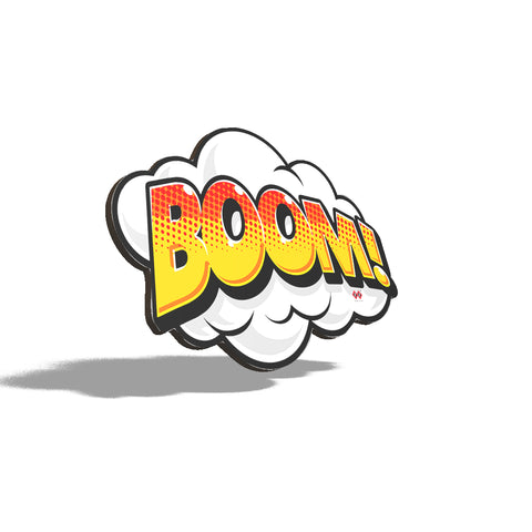 BOOM | Wall Decor