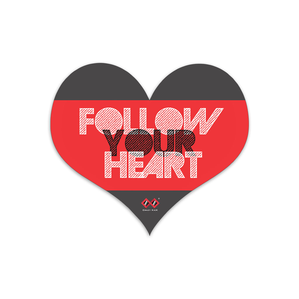 Follow Your Heart | Wall Decor