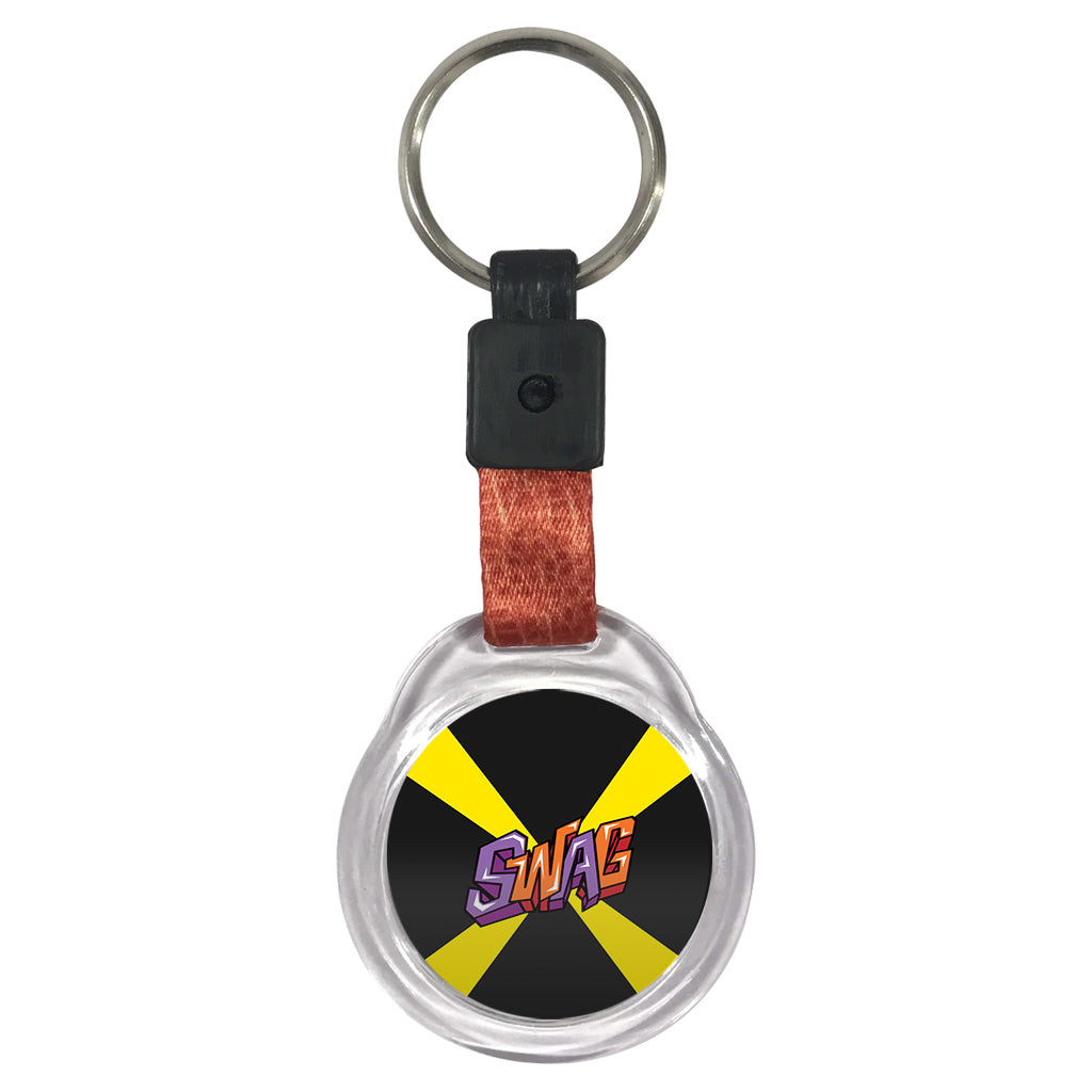 SWAG | Crystal Key Chain