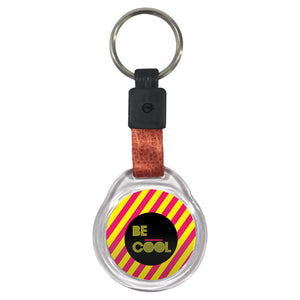 Be Cool | Crystal Key Chains