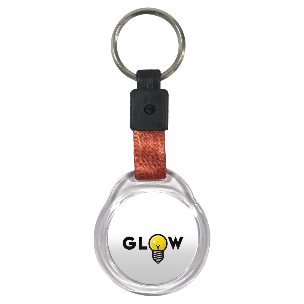 Glow | Crystal Key Chain