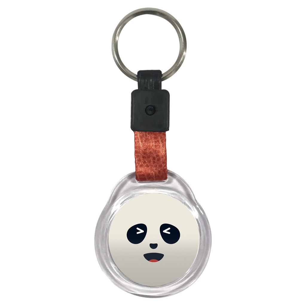 Panda | Crystal Key Chain