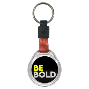 Be Bold | Crystal Key Chains
