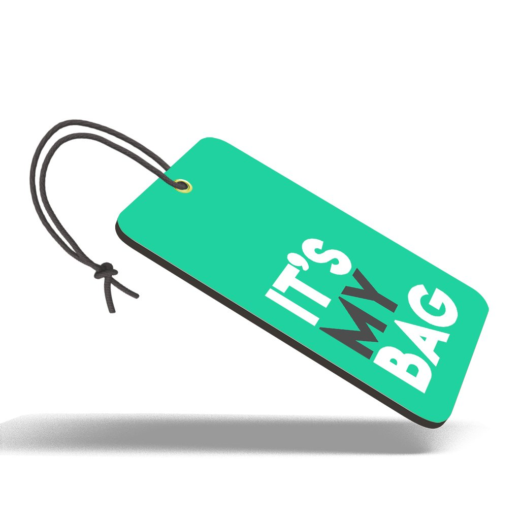 It's My Bag | Trendy Luggage Tag