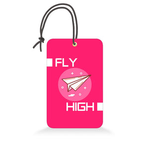 Fly High | Trendy Luggage Tag
