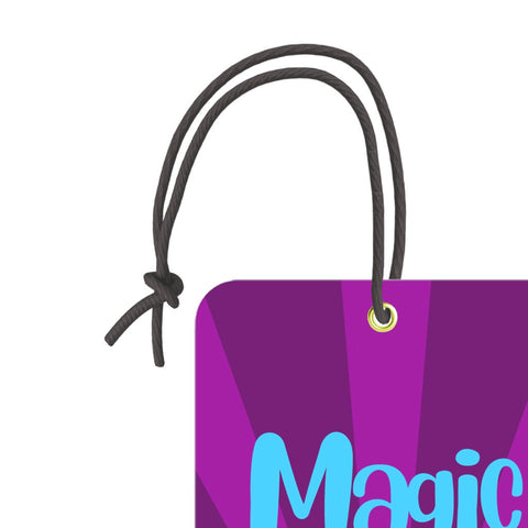 Magic Inside | Trendy Luggage Tag