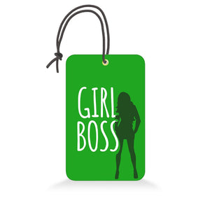 Girl Boss | Trendy Luggage Tag