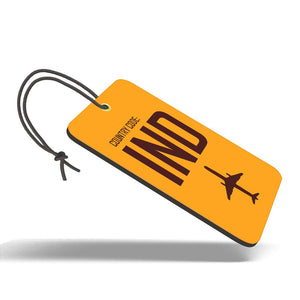 Ind | Trendy Luggage Tag