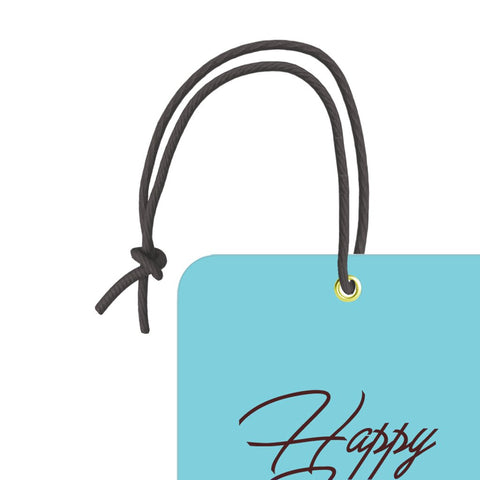 Happy Journey | Trendy Luggage Tag