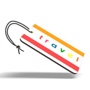 Travel | Trendy Luggage Tag
