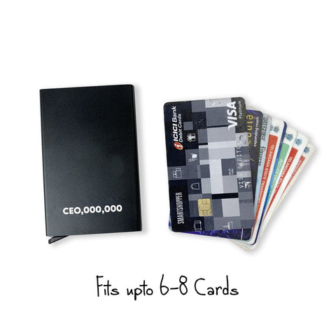 CEO,000,000 | Almy Pop up Card Wallet
