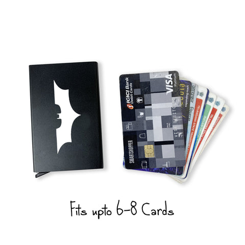 Bat Figure | Almy Pop up Card Wallet