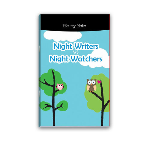 Night Writers vs Night Watchers | Long Note Pro