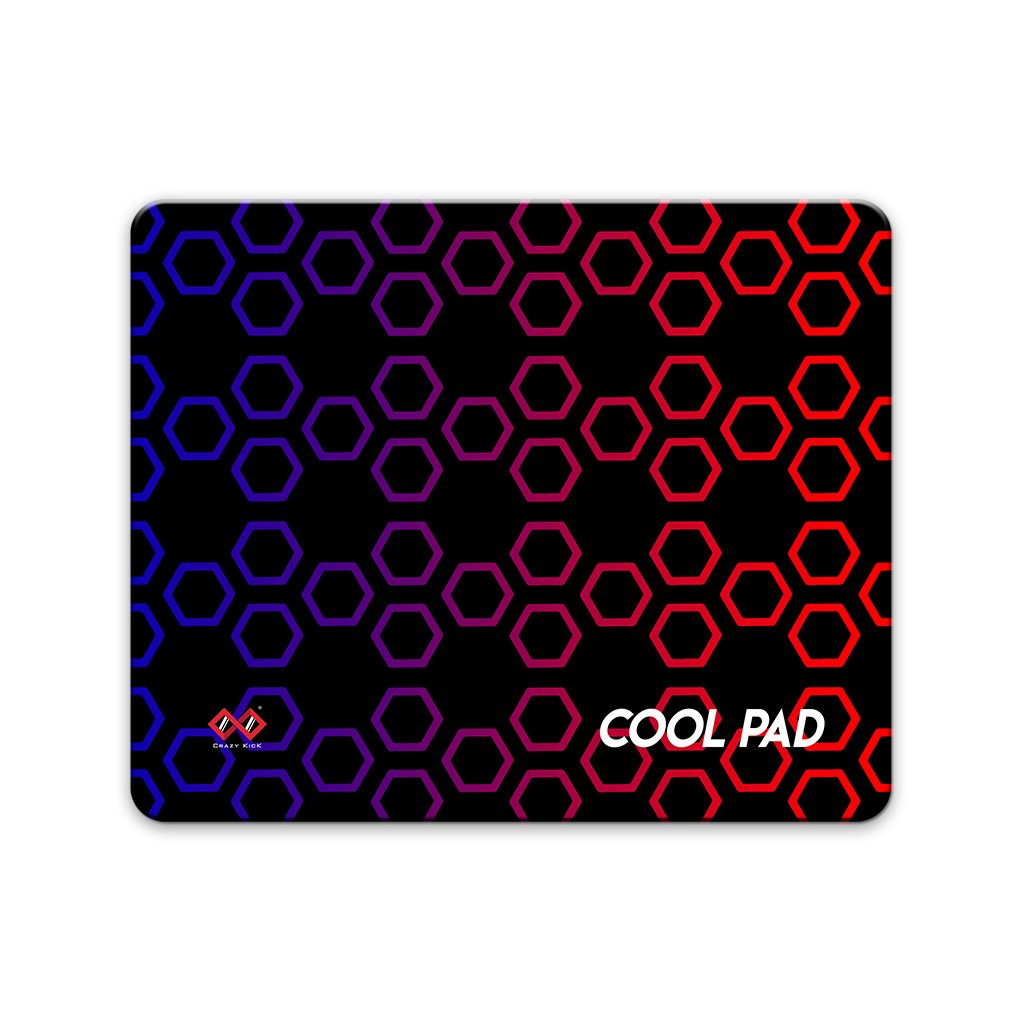 Cool Pad | Rectangle Mouse Pad